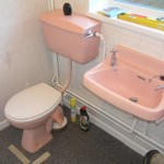 old-pink-toilet-and-basin