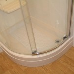 corner-shower-with-slide-door